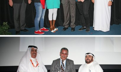 Four Prizes for AAU at DUPHAT 2013