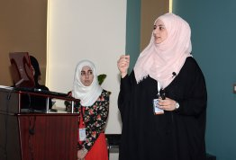 College of Pharmacy Students Complete Al Ain Hospital Internship