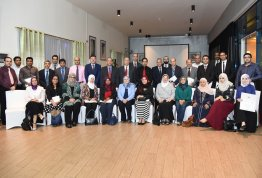AAU organized the Preceptors First Annual Meeting