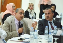"AAU embraces the workshop about ""Mechanism and Standards for Global Pharmacies Accreditation"""