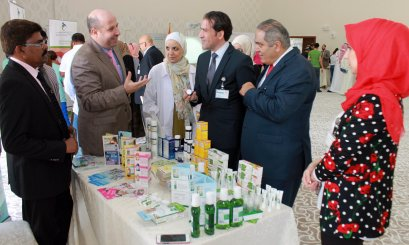 An Educational and Health exhibition for Pharmacy Students at AAU