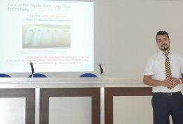 Lecture on Cosmetics Effects on Skin Health