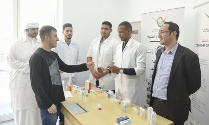 "The Future Pharmacists present ""Pharmaceutical Advice"" to AAU Family"