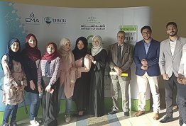 pharmacy students won in the Future Pharmacist Competition