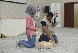 First Aid Workshop for Pharmacy Students