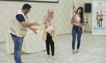 Al Ain University starts the new academic year activities with workshop on First Aid