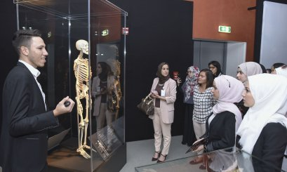 A Scientific Visit to the 'Body World' Museum