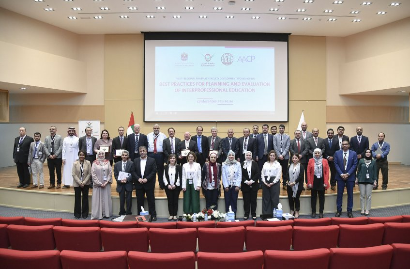 The 5th Regional Pharmacy Faculty Development Workshop